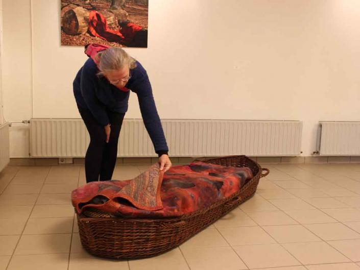 Vilt in de Beeldende Kunst, Het Koetshuis Mensinghe te Roden, 2012