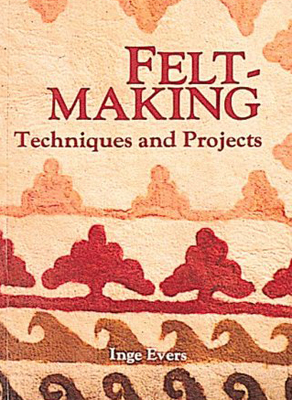 Felt-Making Uitgever: Lark Books,U.S.; English ed. edition (22 Jan. 2009) Taal: English, Dutch ISBN-10: 0937274348 ISBN-13: 978-0937274347