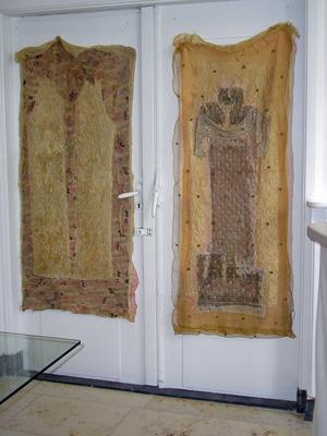 Inge Evers, mummiekleden
